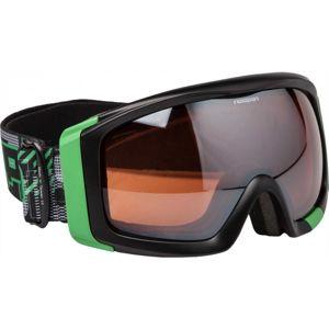 Reaper PURE černá  - Snowboardové brýle