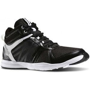 Reebok SUBLITE STUDIO FLAME MID černá 7.5 - Dámská tréninková obuv
