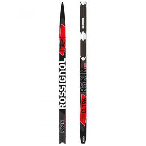 Rossignol SET R-SKIN SPORT LTD-XC  201 - Běžecké lyže na klasiku s podporou stoupání
