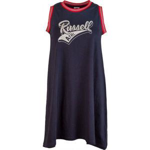 Russell Athletic SLEVELESS DRESS tmavě modrá XL - Dámské šaty