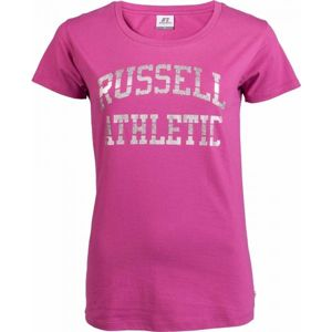 Russell Athletic S/S CREW NECK TEE SHIRT - Dámské triko