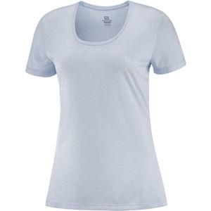 Salomon AGILE SS TEE W  S - Dámské tričko