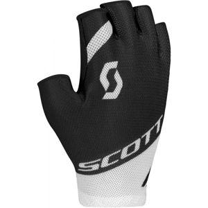Scott RC TEAM SF bílá XL - Cyklistické rukavice