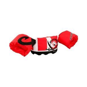 Sevylor PUDDLE JUMPER DELUXE červená  - Vestička s rukávky