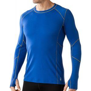 Smartwool MENS PHD LIGHT LONG SLEEVE modrá M - Pánské funkční tričko