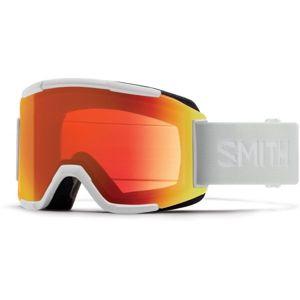 Smith SQUAD +1 bílá NS - Unisex lyžařské brýle