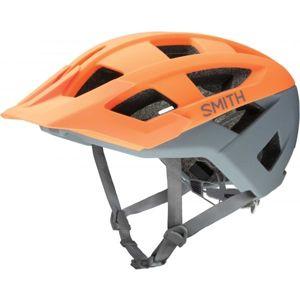 Smith VENTURE oranžová (59 - 62) - Helma na kolo