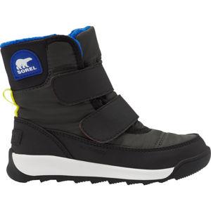 Sorel WHITNEY II STRAP GRY  12.5 - Dětské zimní boty