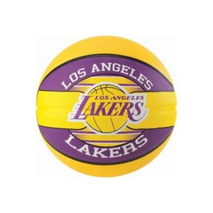Spalding NBA TEAM BALL LA LAKERS  7 - Basketbalový míč