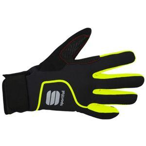 Sportful SOTTO ZERO GLOVE černá L - Pánské rukavice