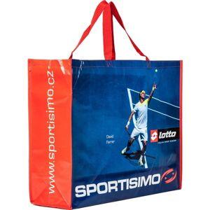 Sportisimo Lotto Tennis oranžová  - Nákupní taška