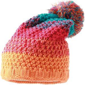 Starling JASMIN oranžová UNI - Zimní čepice