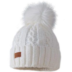 Starling AXEL bílá UNI - Zimní čepice
