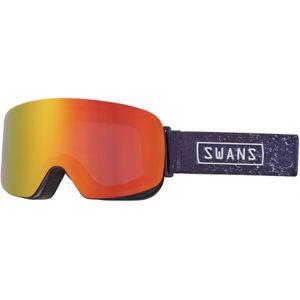 Swans 120-MDH fialová  - Lyžarské / SNB brýle