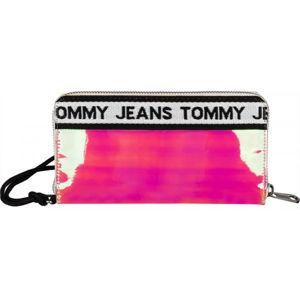 Tommy Hilfiger TJW LOGO TAPE LRG ZA WALLET PU  UNI - Dámská peněženka