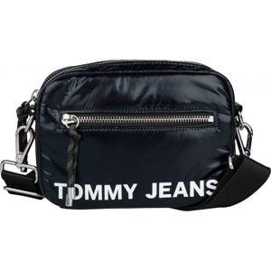 Tommy Hilfiger TJW ITEM CROSSOVER BLACK   - Dámská kabelka