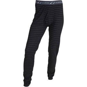 Ulvang 50FIFTY 2.0 M černá XXL - Pánské funkční vlněné kalhoty