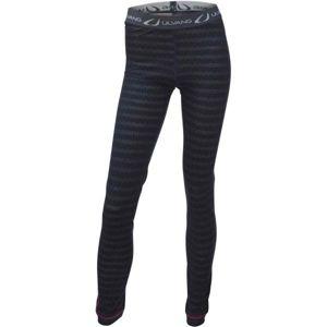 Ulvang 50FIFTY 2.0 W černá S - Dámské funkční vlněné kalhoty