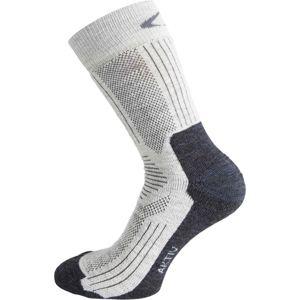Ulvang AKTIV PONOZKY bílá 40-42 - Ponožky