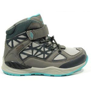 Umbro RAUD zelená 31 - Dětská outdoorová obuv