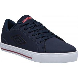 Umbro TRAVIS modrá 7.5 - Pánská volnočasová obuv