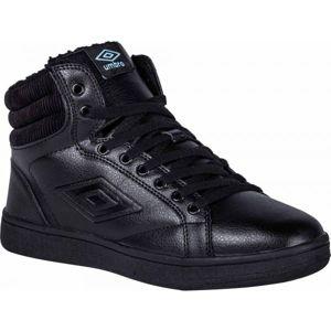 Umbro FERNIE MID WMNS černá 7 - Dámská volnočasová obuv
