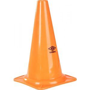 Umbro COLOURED CONES - 30cm oranžová  - Kužely