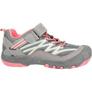Umbro HANNA růžová 39 - Dětská volnočasová obuv