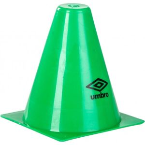 Umbro COLOURED CONES - 15cm zelená  - Kužely