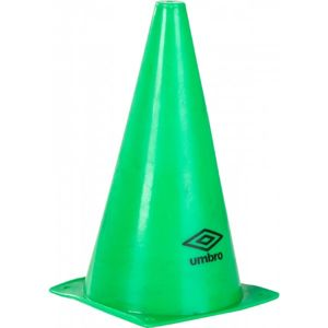 Umbro COLOURED CONES - 22,5cm zelená  - Kužely