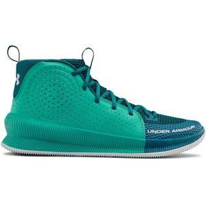 Under Armour JET modrá 12 - Pánská basketbalová obuv