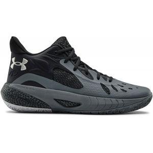 Under Armour HOVR HAVOC 3 černá 13 - Unisexová basketbalová obuv