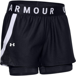 Under Armour PLAY UP 2-IN SHORTS  M - Dámské kraťasy