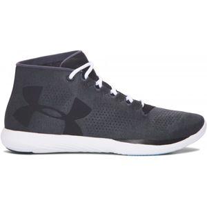 Under Armour STREET PRECISION MD RLXD W černá 7 - Dámská fitness obuv