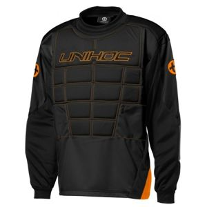 Unihoc GOALIE SWEATER BLOCKER JR  130 - Brankářský juniorský dres
