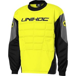 Unihoc GOALIE SWEATER BLOCKER  XL - Brankářský dres
