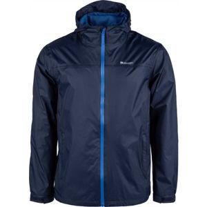 Willard GRIEG tmavě modrá L - Pánská šusťáková bunda