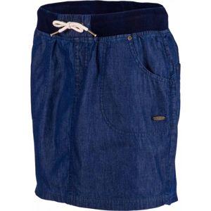 Willard KELIS tmavě modrá 46 - Dámská sukně džínového vzhledu