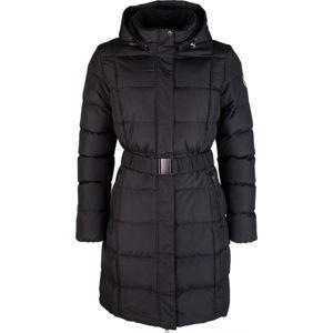 Willard TESS černá M - Dámský prošívaný kabát