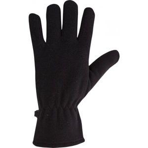 Willard MIJAKO černá XS/S - Dámské fleecové rukavice