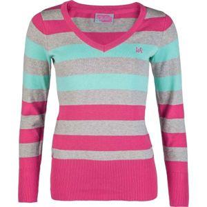 Willard RYLEE růžová XS - Dámský pletený svetr