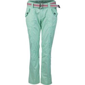 Willard ZORA zelená 38 - Dámské kalhoty