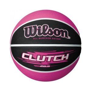 Wilson CLUTCH 285 RBR BSKT BLPK  6 - Basketbalový míč