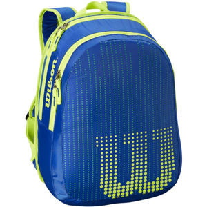 Wilson JUNIOR BACKPACK modrá NS - Juniorský tenisový batoh