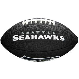 Wilson MINI NFL TEAM SOFT TOUCH FB BL SE - Mini míč na americký fotbal