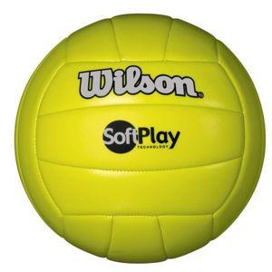 Wilson SOFT PLAY VOLLEYBALL žlutá  - Volejbalový míč